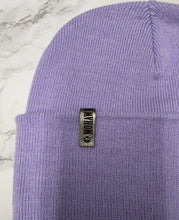 Load image into Gallery viewer, MOHAWK BEANIE (LAVENDER HAZE)