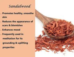 The Many Uplifting Benefits and Uses of Sandalwood