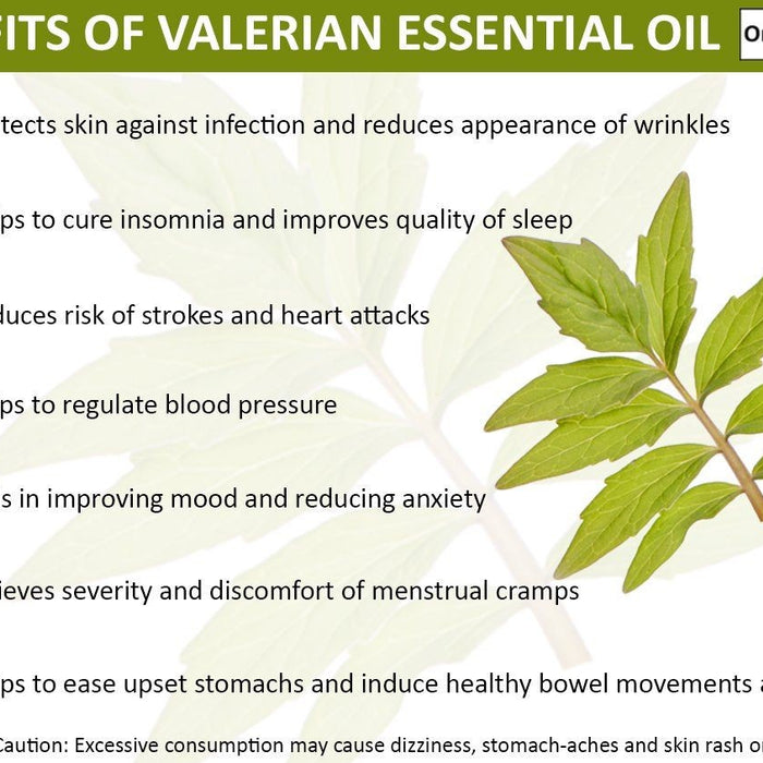 The Many Benefits of Using Valerian For Your Skin