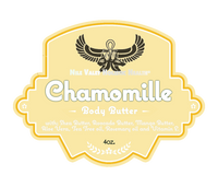 Chamomille Body Butter - Great for Anti-Aging and Skin Spots!