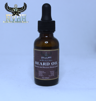 Organic Beard Oil - For Hair Growth and Follicle Stimulation
