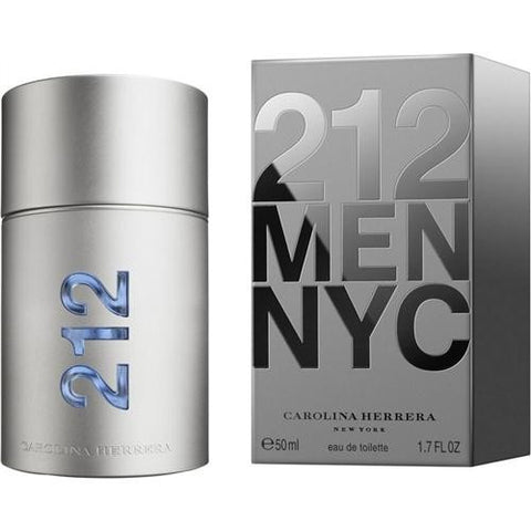 212 MEN NYC by Carolina Herrera edt spray for men