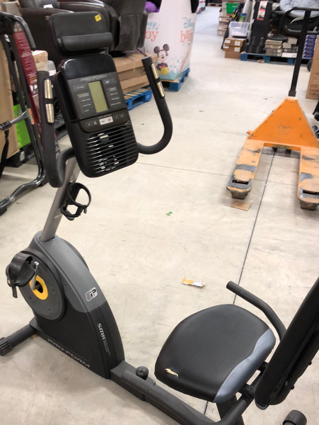 PRO-FORM SMR RECUMBENT CYCLE TRAINER 400Ri