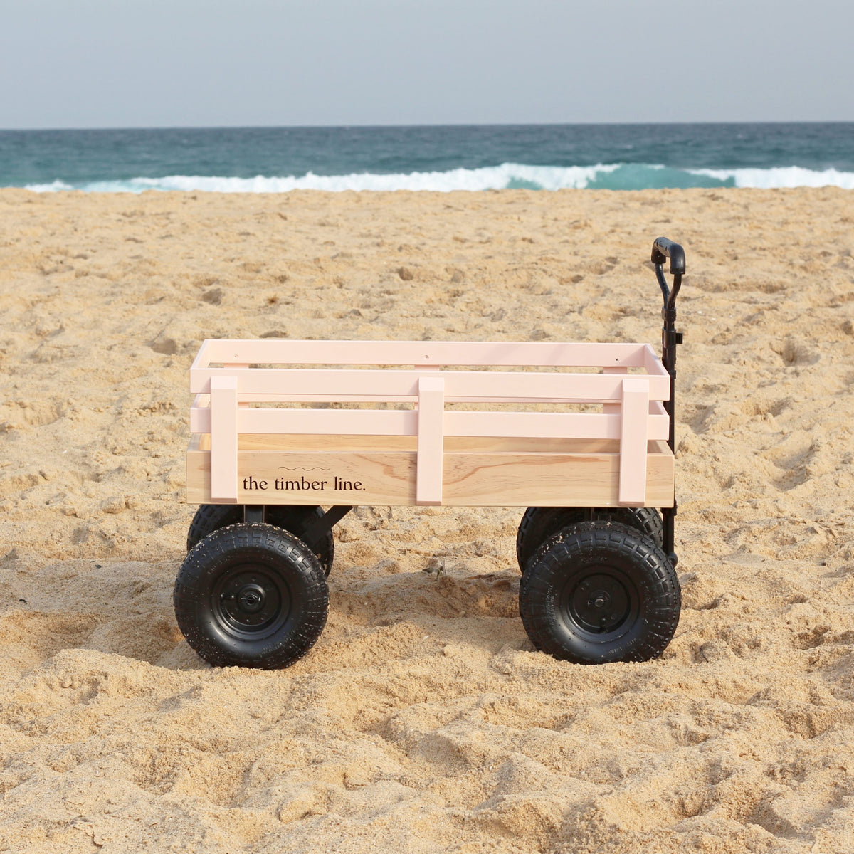 Buggy in Peachy Beachy