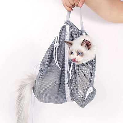 Multi-function Grooming Bath Bag