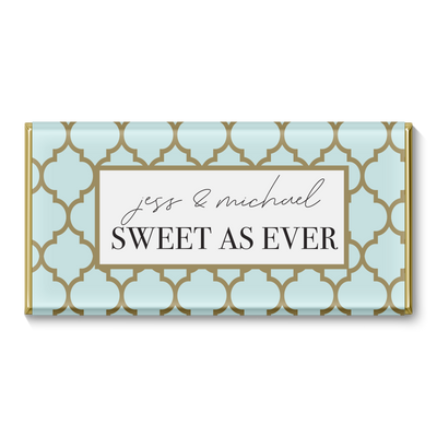 barilliant personalised chocolate bars