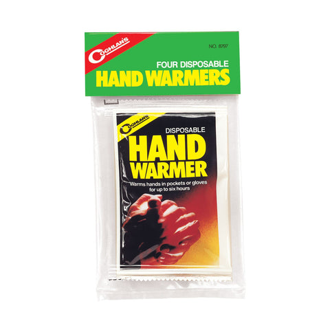 "Coghlans 3"" x 4"" Instant Hand Warmer for Cold Weather / Camping"