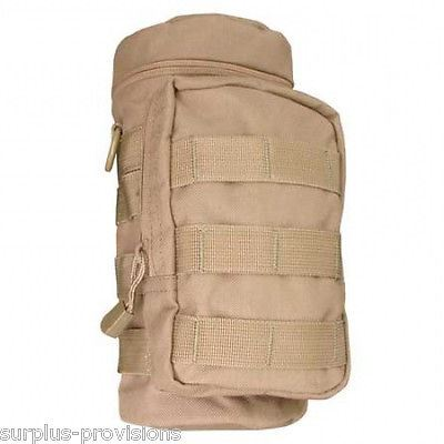 Condor - H2O Hydration Water Carrier Pouch - Tan - Molle #MA40