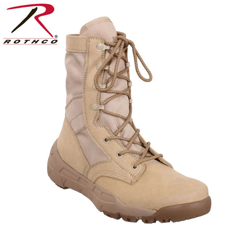 Rothco Desert Tan V-Max Lightweight Tactical Boot
