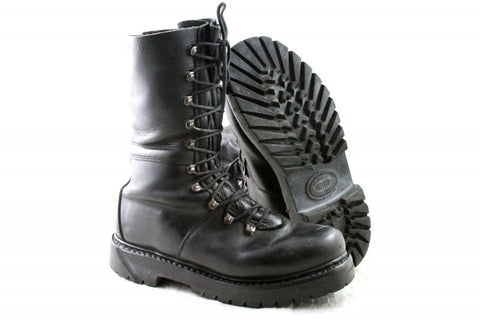 Austrian Army Heavy Weight Mountain Boots