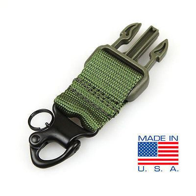 Condor Tactical Snap Shackle Kit OD - Upgrade for All Condor Slings #US1011