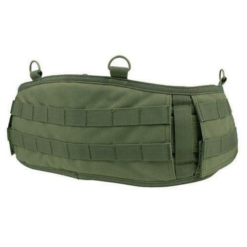 "Condor #241 Tactical Battle Belt Large 42""-46"" - OD Green"