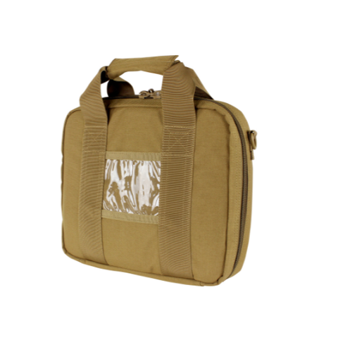 Condor - Tactical Pistol Case - Tan - Gun Carrying Case #149