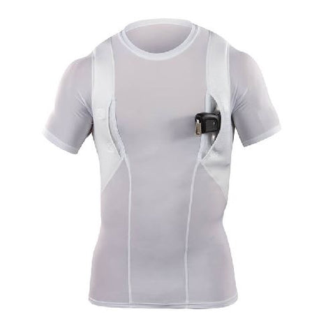 5.11 Holster Crew Shirt White - Large