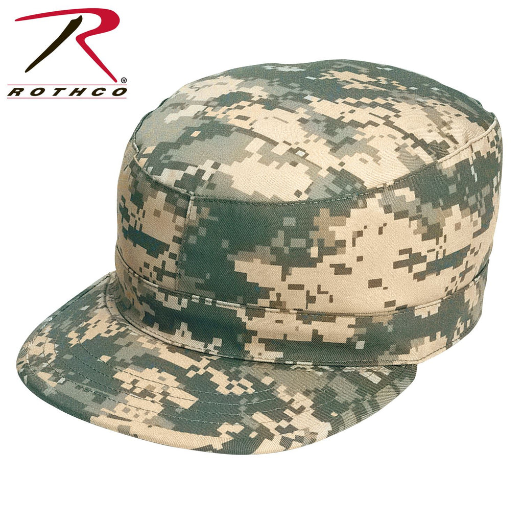 58446ea4407 Rothco Fatigue Cap - Choice of Color   Hat Size – Surplus Provisions