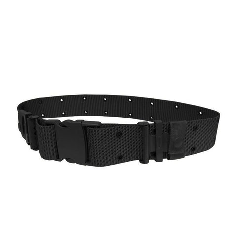 Condor #PB Tactical GI Style Nylon Pistol Belt - Black