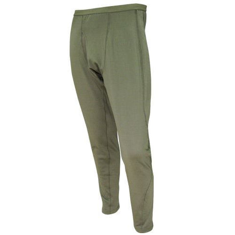 Condor 604 BASE II Thermal Waffle Pants OD Green