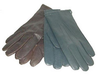 Czech Army Leather Dress Gloves - Choice of Sizes - Military Surplus -  SL-747 b61a20d8689