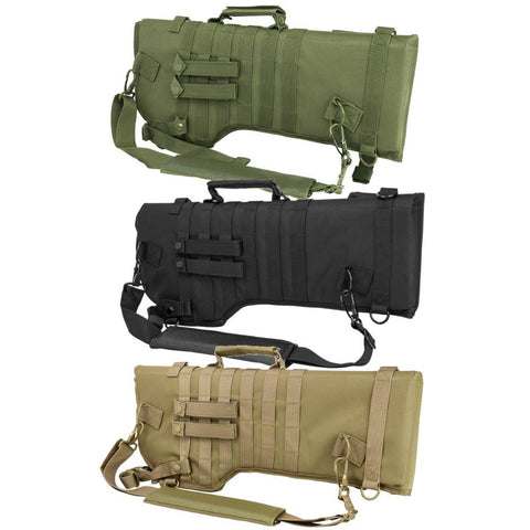 Vism By Ncstar Tactical Rifle Scabbard - Choice of Colors