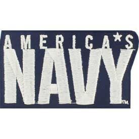 "Americas Navy Patch (2"")"