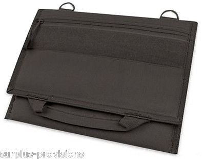 "Condor - 10"" Tablet Sleeve Pouch iPad/Galaxy Tablet -Black- Tactical Molle #MA70"