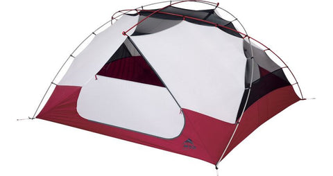MSR Elixir 4 Person Backpacking Tent