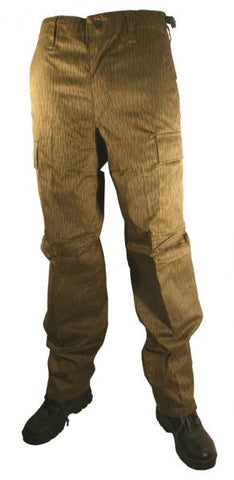 New East German Style Rain Pattern BDU Pants