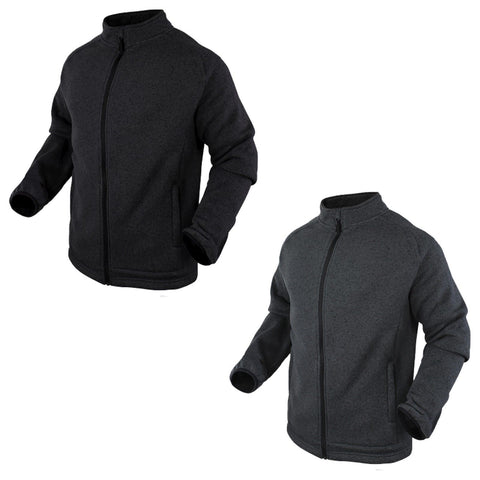 Condor Matterhorn Tactical Knitted Fleece Jacket