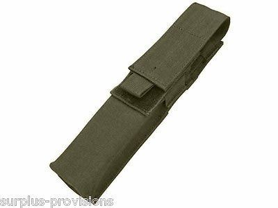 Condor - Single P90 & UMP 45 Mag Pouch -OD- Tactical magazine clip Molle - MA31