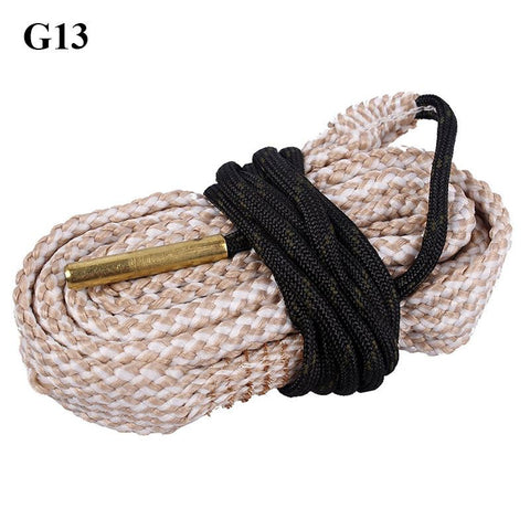 .32 Cal & 8mm Bore Snake Gun Cleaning Kit