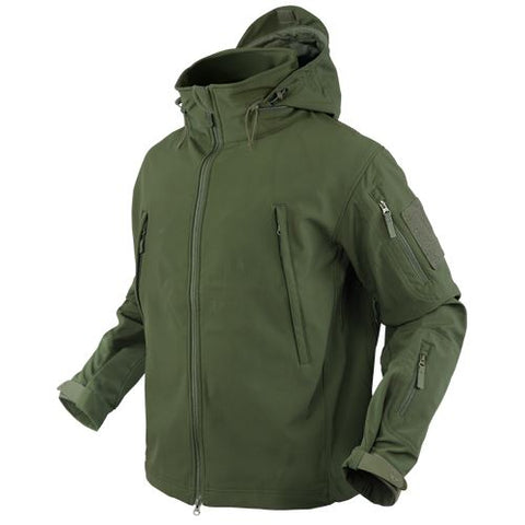 Condor SUMMIT Tactical Soft Shell Jacket - Olive Drab