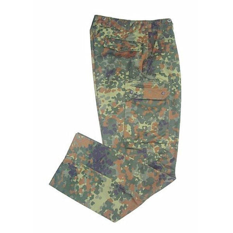 German Army Flecktarn Camo Pants