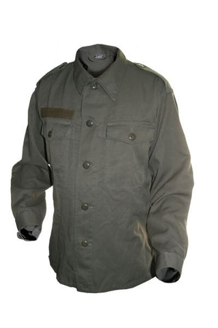 New Austrian Army Lightweight BDU Shirt