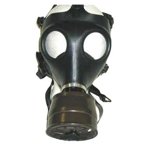 Israeli Civilian Gas Mask with 40mm Filter