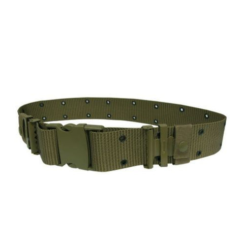 Condor #PB Tactical GI Style Nylon Pistol Belt - OD Green