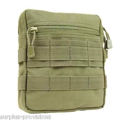 Condor G.P. Tactical Tool Pouch OD Green - Molle pack, gear, mag clip #MA67