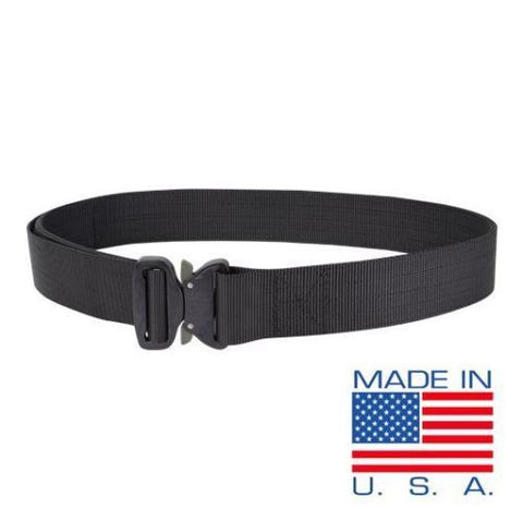 Condor Cobra Tactical Belt with Austri Alpin's Cobra Buckle Made In USA Choice of Color & Size