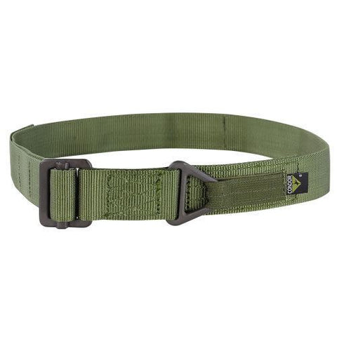 "Condor Riggers Belt 1 3/4"" Nylon Webbing Choice of Color & Size"