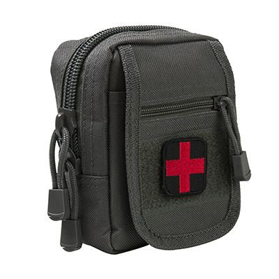 Vism By Ncstar Compact Trauma Kit Level 1 - Urban Gray