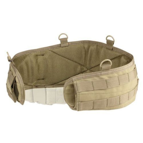 "Condor #241 Tactical Battle Belt Large 42""-46"" - Tan"