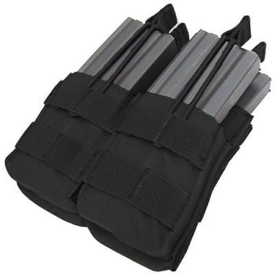 Condor - Double Stacker Mag Pouch for 5.56 & .233 Rifle - Black - #MA43