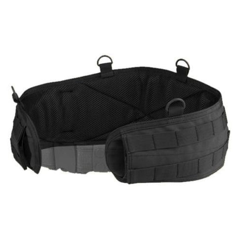"Condor #241 Tactical Battle Belt Large 42""-46"" - Black"