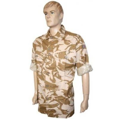 British Army Desert DPM Camo Shirt - XXL-Long ( 190-120 )