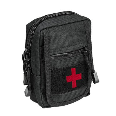 Vism By Ncstar Compact Trauma Kit Level 1 - Black
