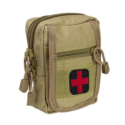 Vism By Ncstar Compact Trauma Kit Level 1 - Tan
