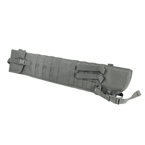 VISM® by NcSTAR® TACTICAL SHOTGUN SCABBARD/URBAN GRAY