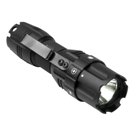 VISM® by NcSTAR® PRO SERIES FLASHLIGHT/ 3W 250 LUMEN/ MODES: HIGH - LOW - STROBE/ COMPACT