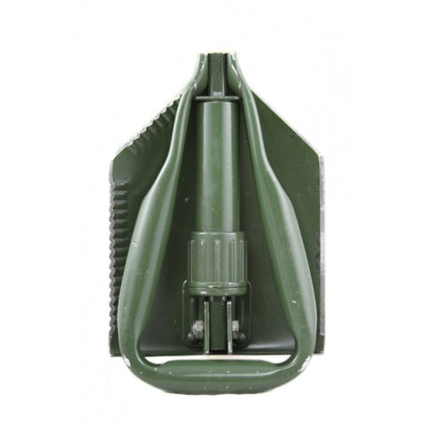 German Army Tri-fold Shovel Olive Drab