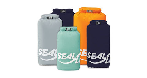 SEAL LINE Blocker Waterproof 15 Liter Dry Sack - Orange