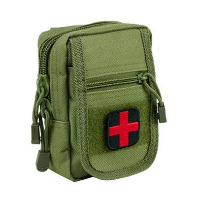 Vism By Ncstar Compact Trauma Kit Level 1 - Green